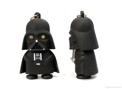 Star Wars: Darth Vader LED sleutelhanger
