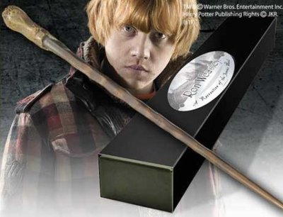 Ron Weasley (Wemel) toverstaf [Character Wand]
