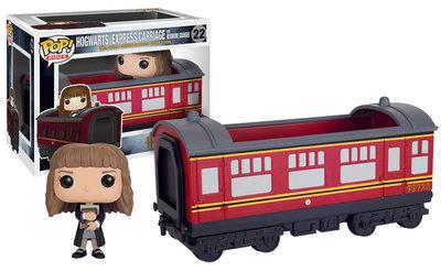 Funko Pop! Rides Harry Potter: Hogwarts Express trein met Hermelien