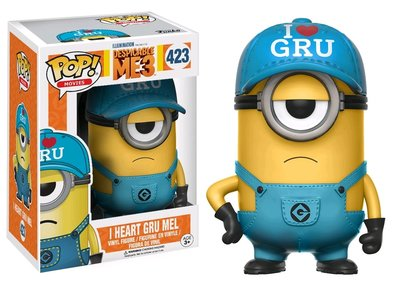 Funko Pop! Despicable Me 3: I Heart Gru [LIMITED]