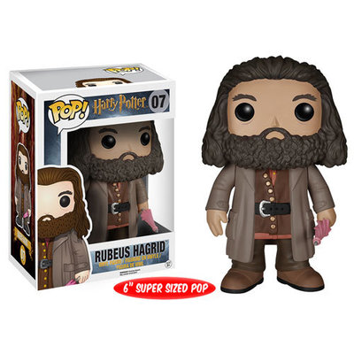 Funko Pop! Harry Potter: Rubeus Hagrid 15 cm