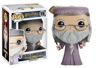 Funko Pop! Harry Potter: Albus Dumbledore (#15)