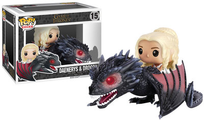 Funko Pop! Game of Thrones: Daenerys & Drogon