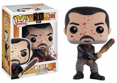 Funko Pop! The Walking Dead: Negan [Bloody]