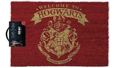Harry Potter deurmat - Welcome to Hogwarts