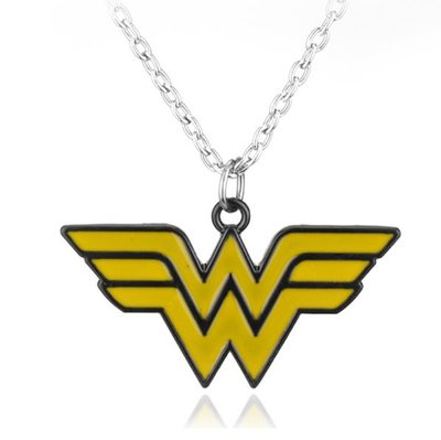 Wonder Woman ketting