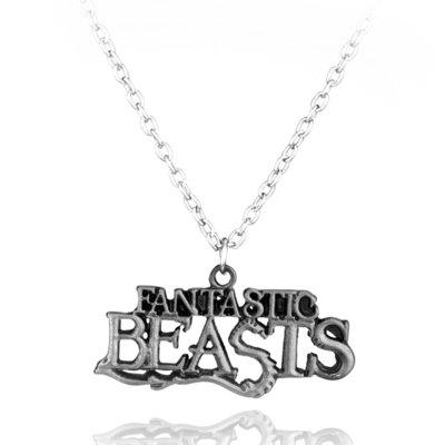 Fantastic Beasts ketting