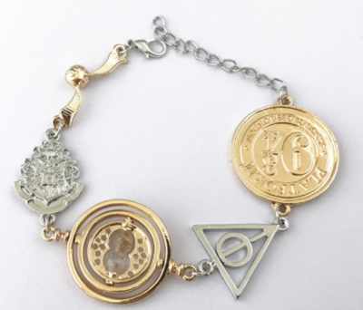 Harry Potter bedelarmband