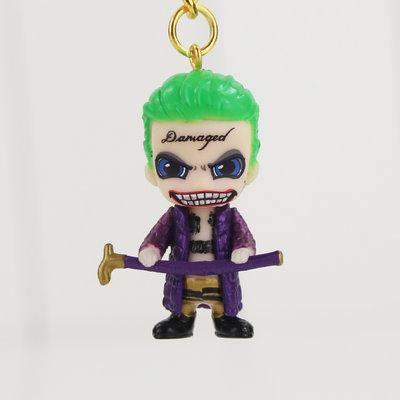 Suicide Squad sleutelhanger Joker met wandelstok