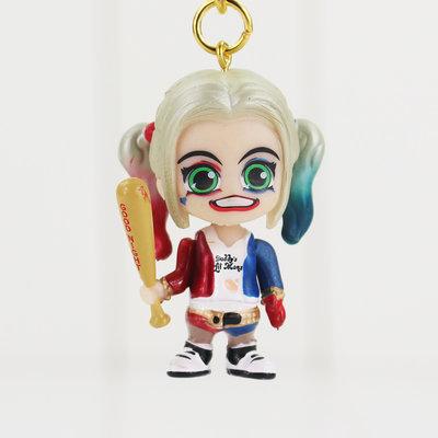 Suicide Squad sleutelhanger Harley Quinn