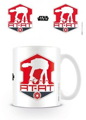Star Wars AT-AT mok