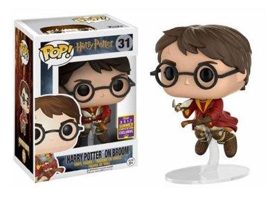 Funko Pop! Harry Potter: Harry on Broom [SDCC 2017]