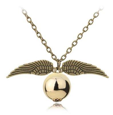 Harry Potter snaai ketting in brons