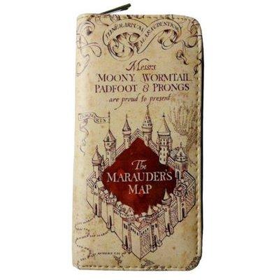 Harry Potter Marauders Map portemonnee