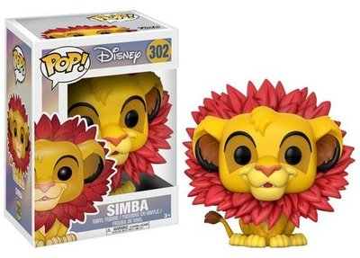 Funko Pop! Disney: The Lion King: Simba