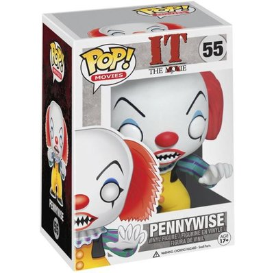 Funko Pop! It: Pennywise
