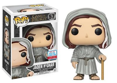 Funko Pop! Game of Thrones: Jaqen H'Ghar [NYCC 2017]