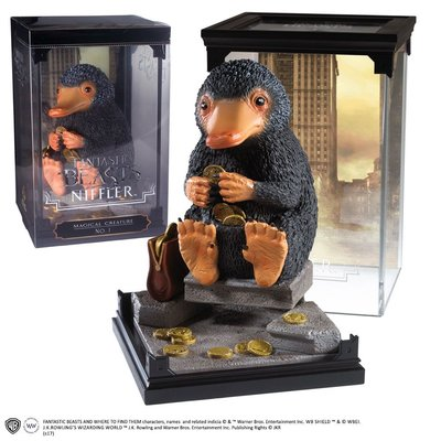 Fantastic Beasts: Magical Creatures Diorama - Niffler