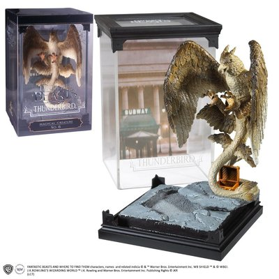 Fantastic Beasts: Magical Creatures Diorama - Thunderbird