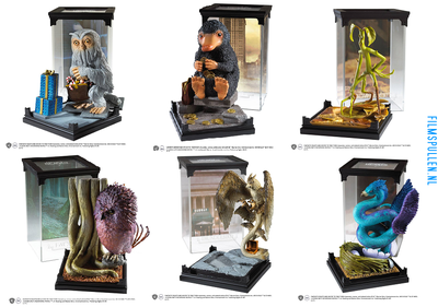 Fantastic Beasts: Magical Creatures diorama - Complete set