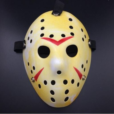 Friday the 13th: Jason Voorhees masker