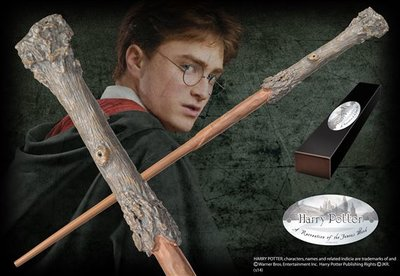 Harry Potter toverstaf [Character Wand]