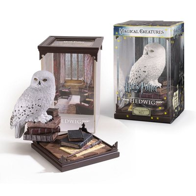 Harry Potter: Magical Creatures diorama - Hedwig