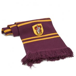 Harry Potter luxe Gryffindor sjaal
