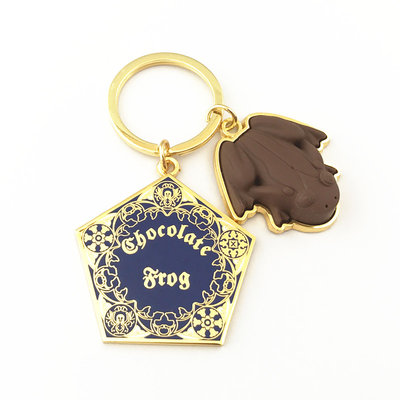 Harry Potter: Chocolate Frog sleutelhanger
