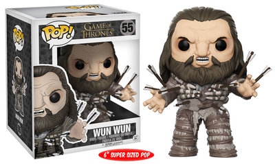 Funko Pop! Game of Thrones: Wun Wun with Arrows 15cm