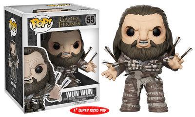 Funko Pop! Game of Thrones: Wun Wun with Arrows 15cm