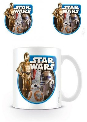 Star Wars Droids mok