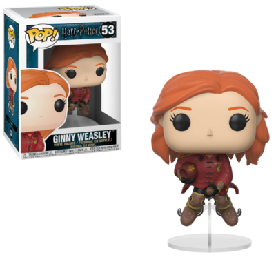 Funko Pop! Harry Potter: Ginny Weasley on Broom