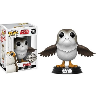 Funko Pop! Star Wars - Porg Open Wings [Limited Edition]