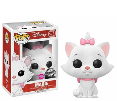 Funko Pop! The Aristocats - Marie [Flocked]