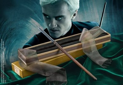 Draco Malfidus (Malfoy) toverstaf [Ollivander Wand]