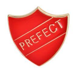Prefect badge: Gryffindor