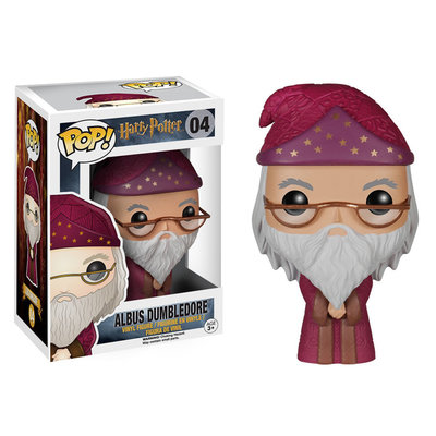 Funko Pop! Harry Potter: Albus Dumbledore (#04)