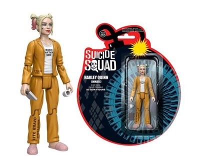 Funko Suicide Squad Action Figure: Inmate Harley Quinn