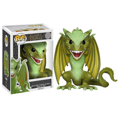 Funko Pop! Game of Thrones: Rhaegal 6'' inch
