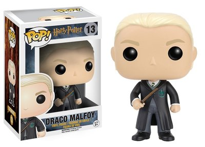 Funko Pop! Harry Potter: Draco Malfoy (Malfidus)