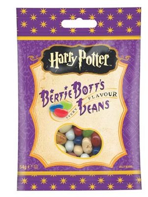 Bertie Botts (Smekkies) In Alle Smaken