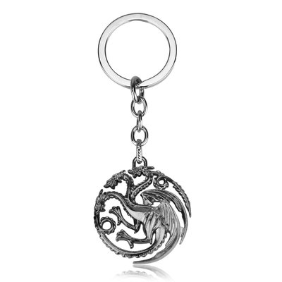 Game of Thrones Targaryen draken sleutelhanger
