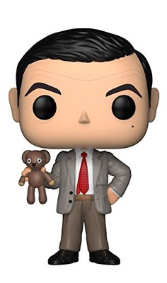 Funko Pop! Mr. Bean met Teddy