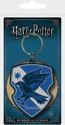 Harry Potter rubberen sleutelhanger Ravenclaw