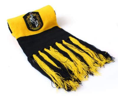 Harry Potter luxe Hufflepuff sjaal