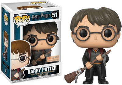 Funko Pop! Harry Potter with Firebolt
