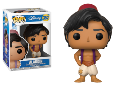 Funko Pop! Disney: Aladdin