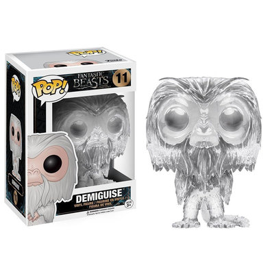 Funko Pop! Fantastic Beasts: Invisible Demiguise [Exclusive]