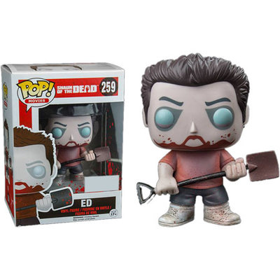 Funko Pop! Shaun Of The Dead - Zombie Ed [Exclusive]